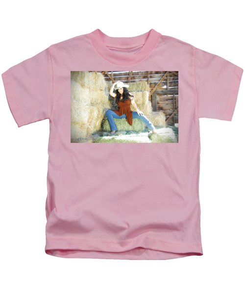 Cowgirl Kids T-Shirt