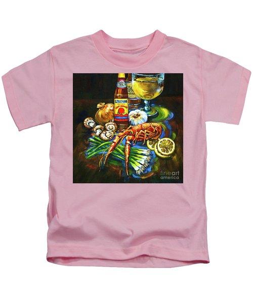 Crawfish Fixin's Kids T-Shirt