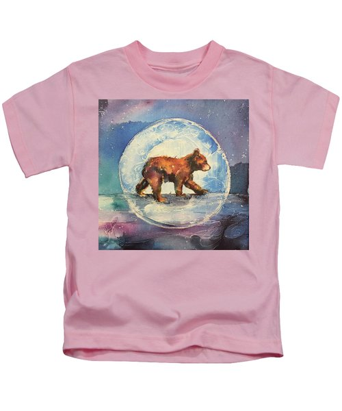 Cubbie Bear Kids T-Shirt