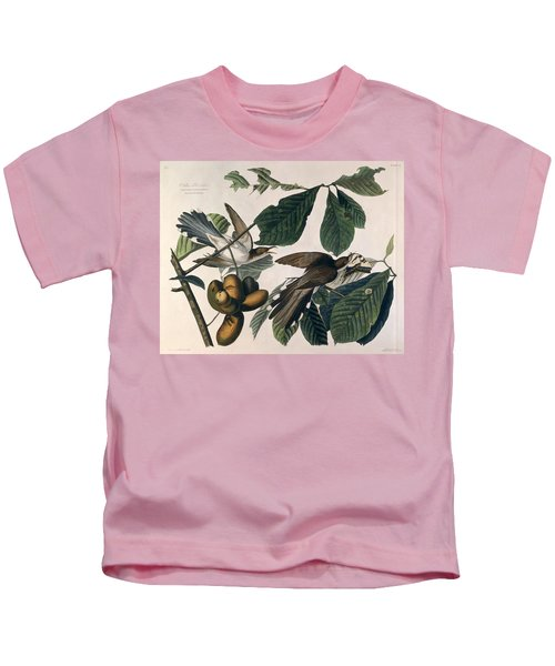 Cuckoo Kids T-Shirt by John James Audubon