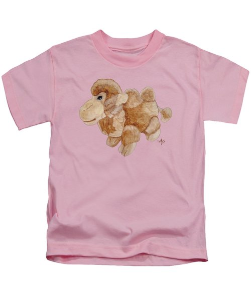 Cuddly Camel Kids T-Shirt