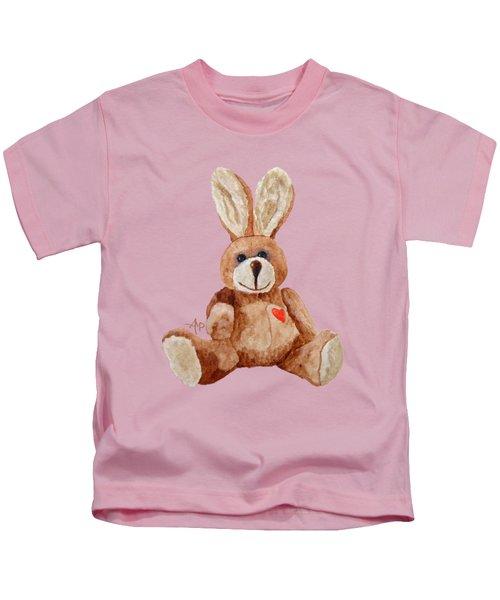 Cuddly Care Rabbit Kids T-Shirt