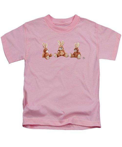 Cuddly Care Rabbit II Kids T-Shirt