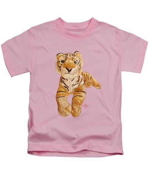 Cuddly Tiger Kids T-Shirt
