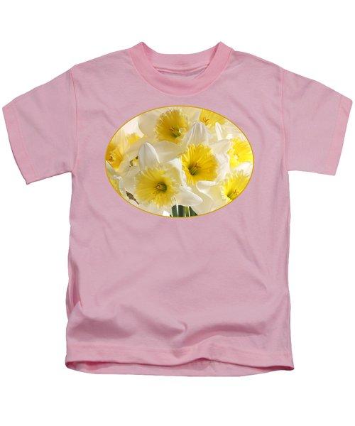 Daffodil Delight Kids T-Shirt