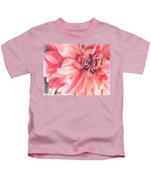 Dahlia 1 Kids T-Shirt