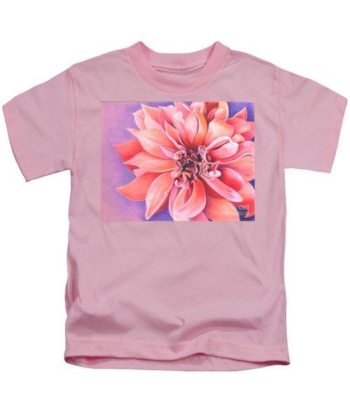 Dahlia 2 Kids T-Shirt
