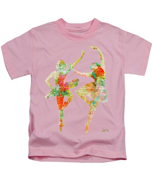 Dance With Me Kids T-Shirt