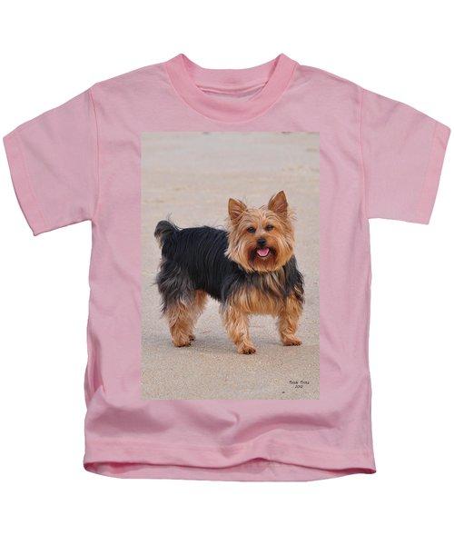 Dapper Dog Kids T-Shirt