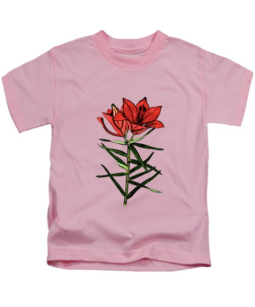 Day Lilly Kids T-Shirt