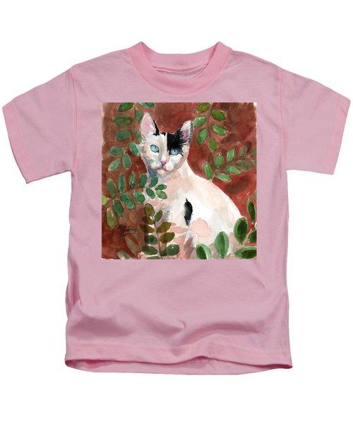 Deano In The Brush Kids T-Shirt
