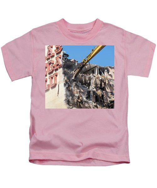 Deconstructivism Kids T-Shirt