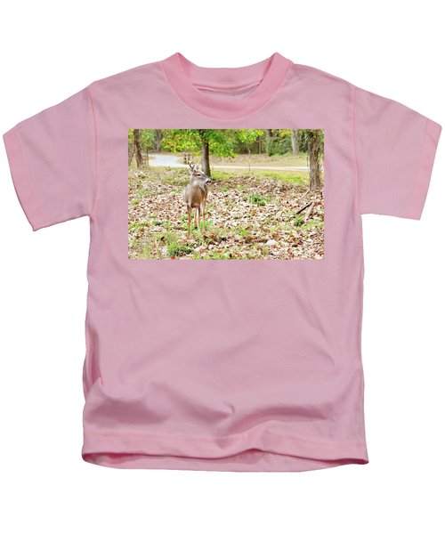 Deer Me, Are You In My Space? Kids T-Shirt