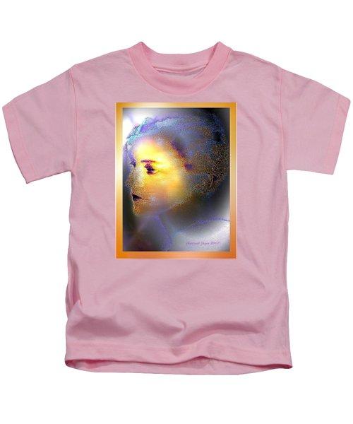 Delicate  Woman Kids T-Shirt