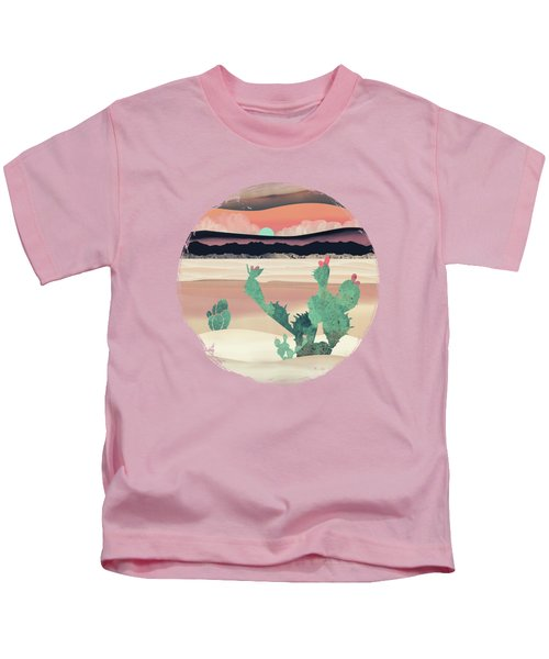 Desert Dawn Kids T-Shirt