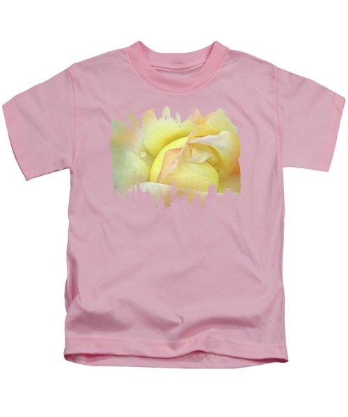 Dew Kissed  Kids T-Shirt
