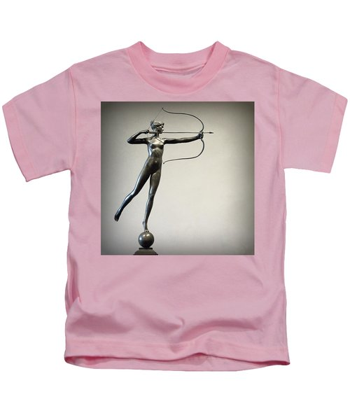 Diana Of The Tower Kids T-Shirt