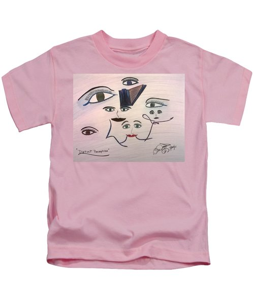 Distinct Perception Kids T-Shirt