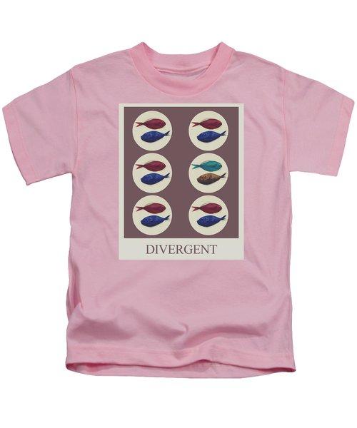 Divergent Kids T-Shirt