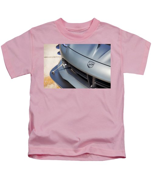 #dodge #acr #viper #print Kids T-Shirt