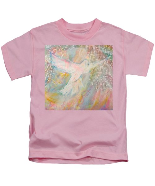 Dove Detail From Immaculate Conception Kids T-Shirt