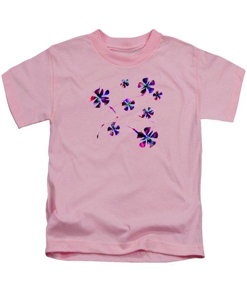 Dream Flowers Kids T-Shirt