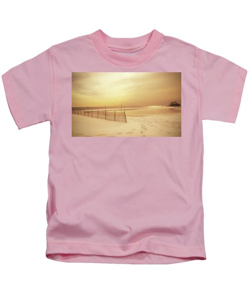 Dreams Of Summer Kids T-Shirt