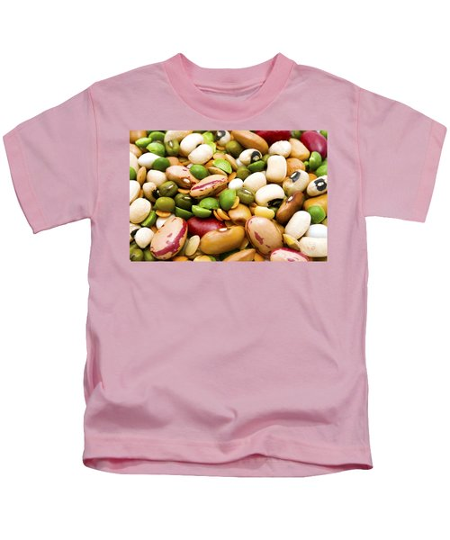 Dried Legumes And Cereals Kids T-Shirt
