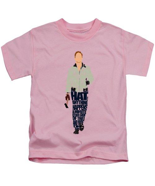Driver - Ryan Gosling Kids T-Shirt