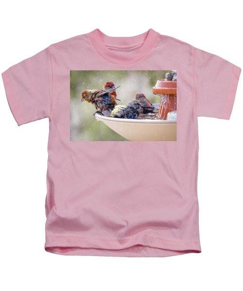 Drying Kids T-Shirt