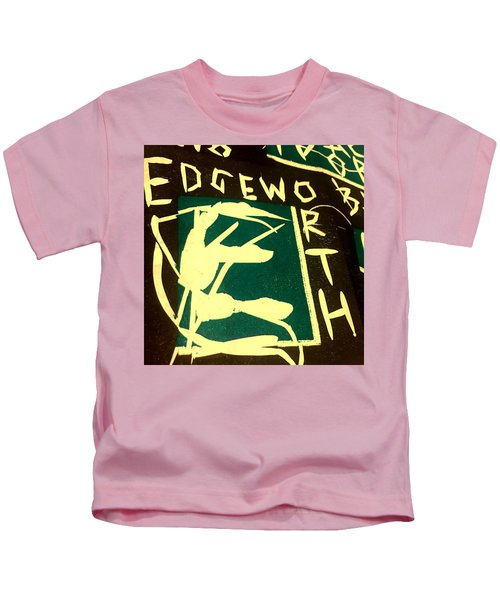 E Cd Cover Art Kids T-Shirt