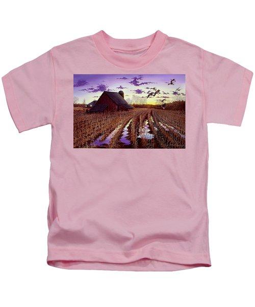 Early Return Kids T-Shirt