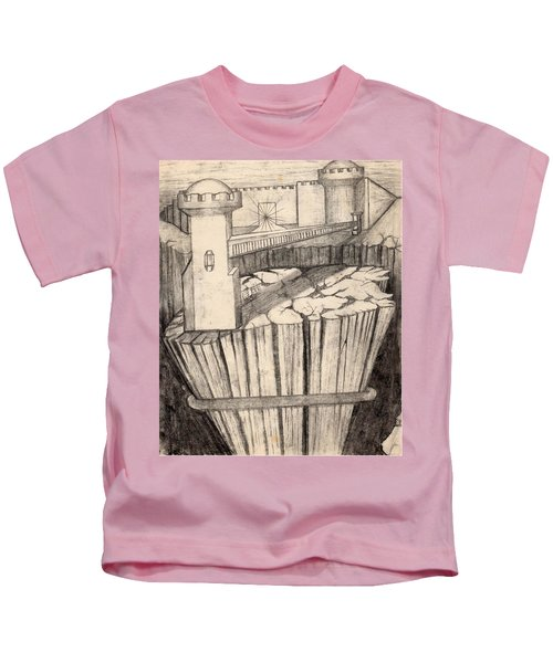 Elevator To Heaven Kids T-Shirt