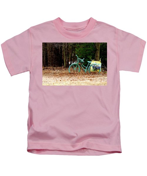 Enjoy The Adventure Kids T-Shirt