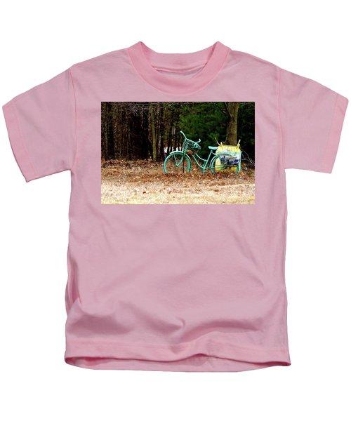 Enjoy The Adventure Kids T-Shirt