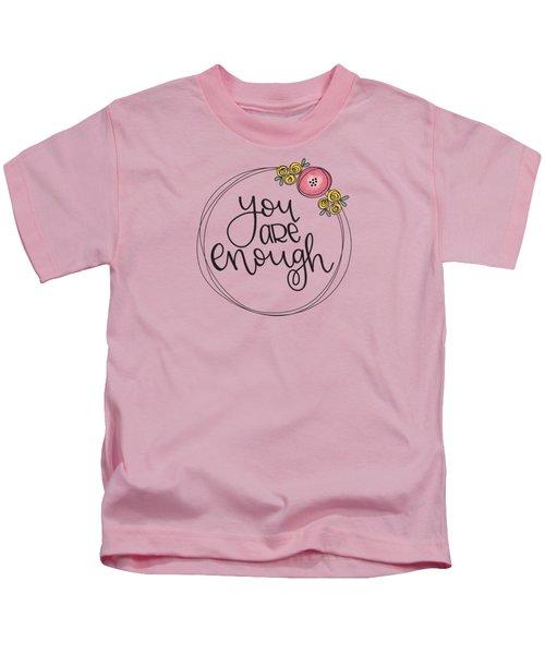 Enough Kids T-Shirt