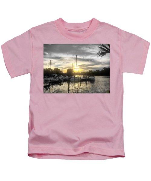 Essex Sunset Kids T-Shirt