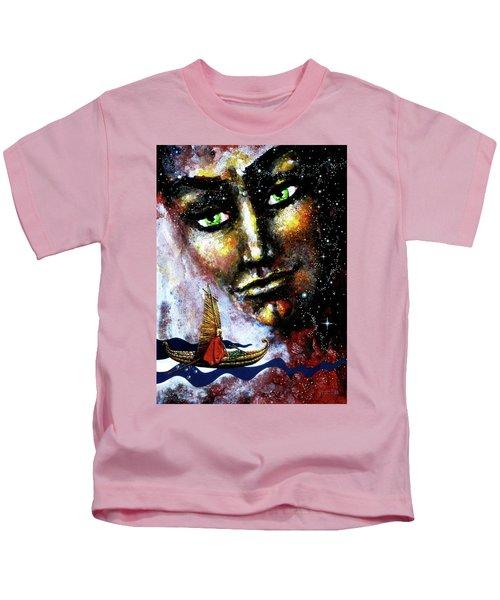 Eternal  Voyage Kids T-Shirt