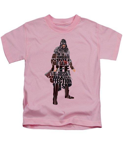 Ezio Auditore Da Firenze Kids T-Shirt