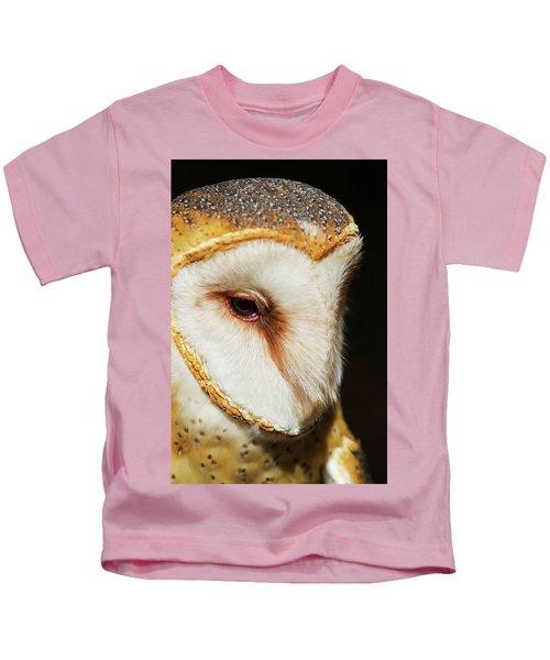 Face Of Athena Kids T-Shirt