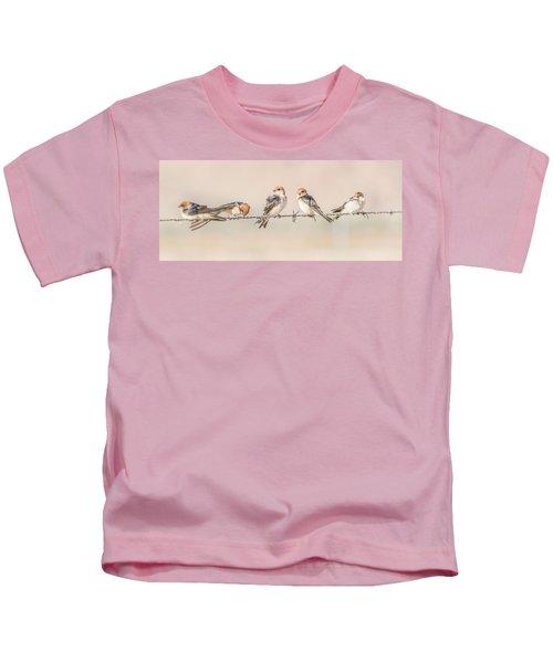 Fairy Martins Kids T-Shirt
