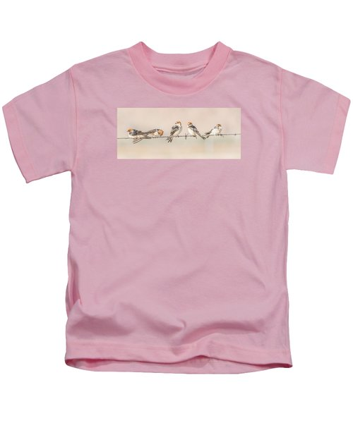Fairy Martins Kids T-Shirt