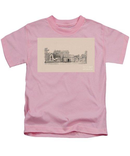 Farm Dwellings Kids T-Shirt