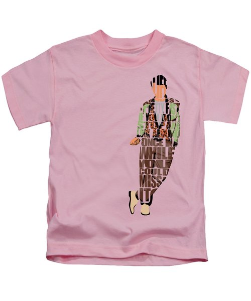 Ferris Bueller's Day Off Kids T-Shirt