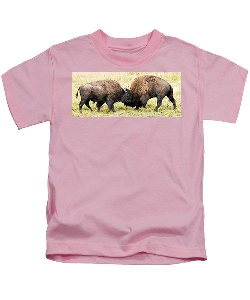 Fight  Kids T-Shirt