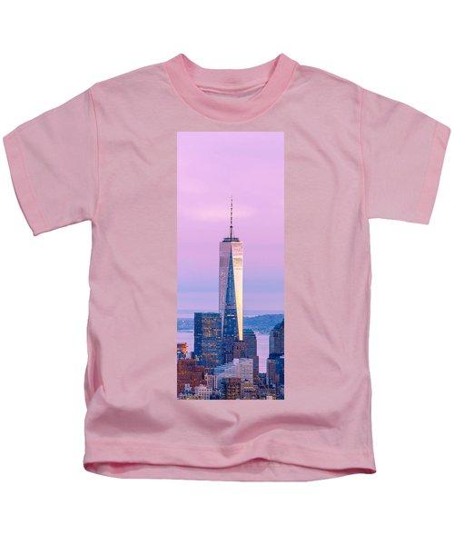 Finance Romance Kids T-Shirt