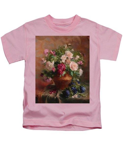 Flower Bouquet Creations Catus 1 No. 1. P B Kids T-Shirt