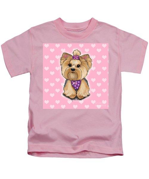 Fofa Hearts Kids T-Shirt