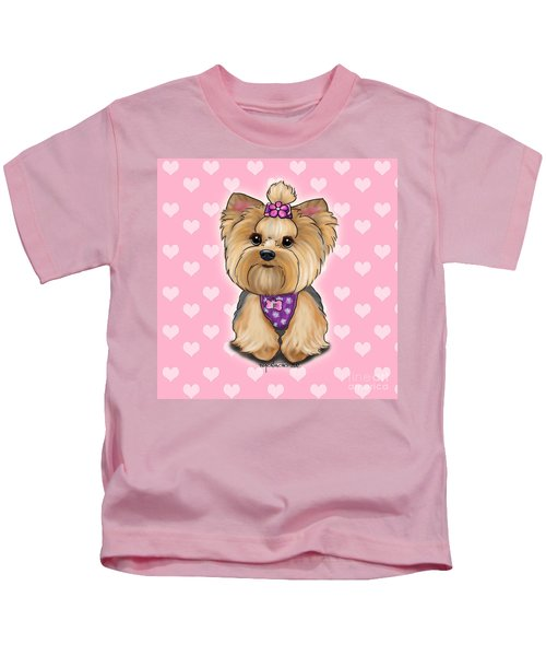 Fofa Hearts Kids T-Shirt