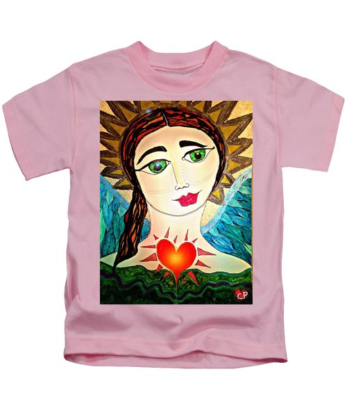 Folk Athena Kids T-Shirt